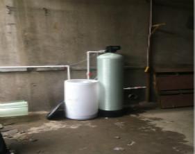 3吨全自动小型软化水设备