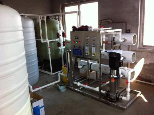 3吨/时反渗透纯水设备