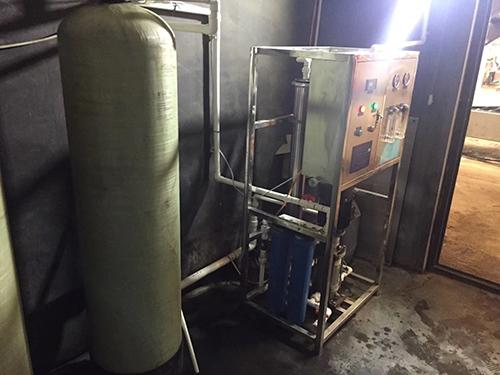 0.5吨/时反渗透直饮水设备