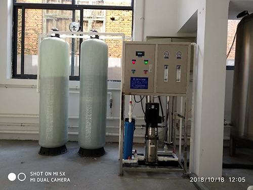0.5噸/時反滲透直飲水設備