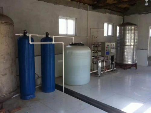 1吨/时农村村民自备直饮水