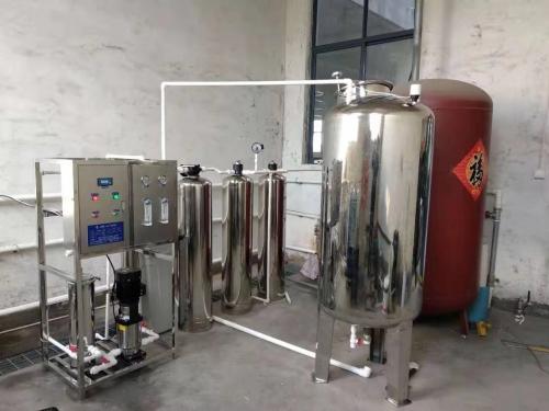 0.25噸不鏽鋼飲用水設備