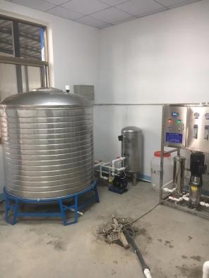 0.5吨/时纯净水设备
