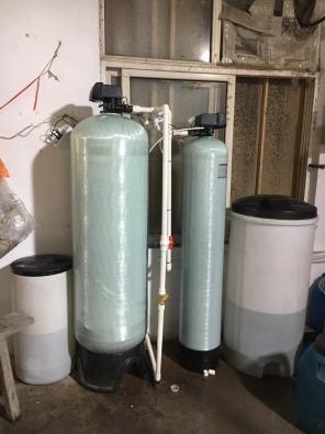 自动再生软化水设备一套