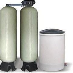 6吨/时一用一备自动再生软化水设备