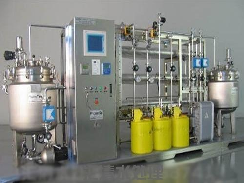 如何对水处理设备进行更换滤芯