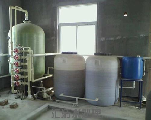 12噸/時軟化水設備