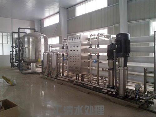 10吨/时双级反渗透纯水设备