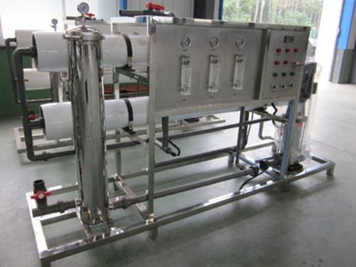 4吨/时单级纯净水设备