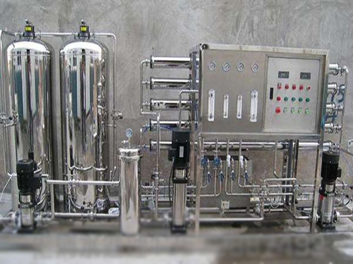 发制品专用高纯水设备