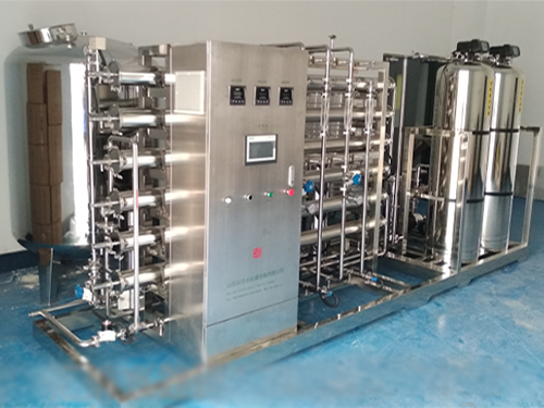 反渗透纯水制备系统
