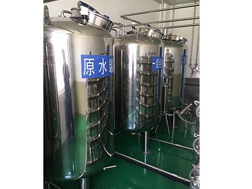 纯化水储存无菌水箱