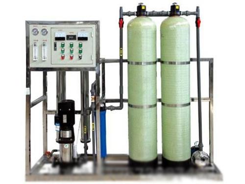 0.5吨/时小型反渗透纯净水设备