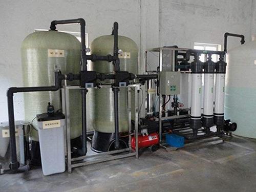 4吨/时中水回用设备