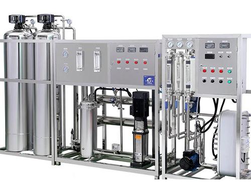这样操作可以减少水处理设备的故障的发生