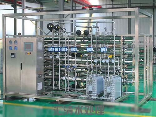 水处理设备运作中常见问题